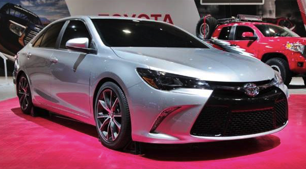 2018 Toyota Camry Xse V6 Review And Release Date Car Driver