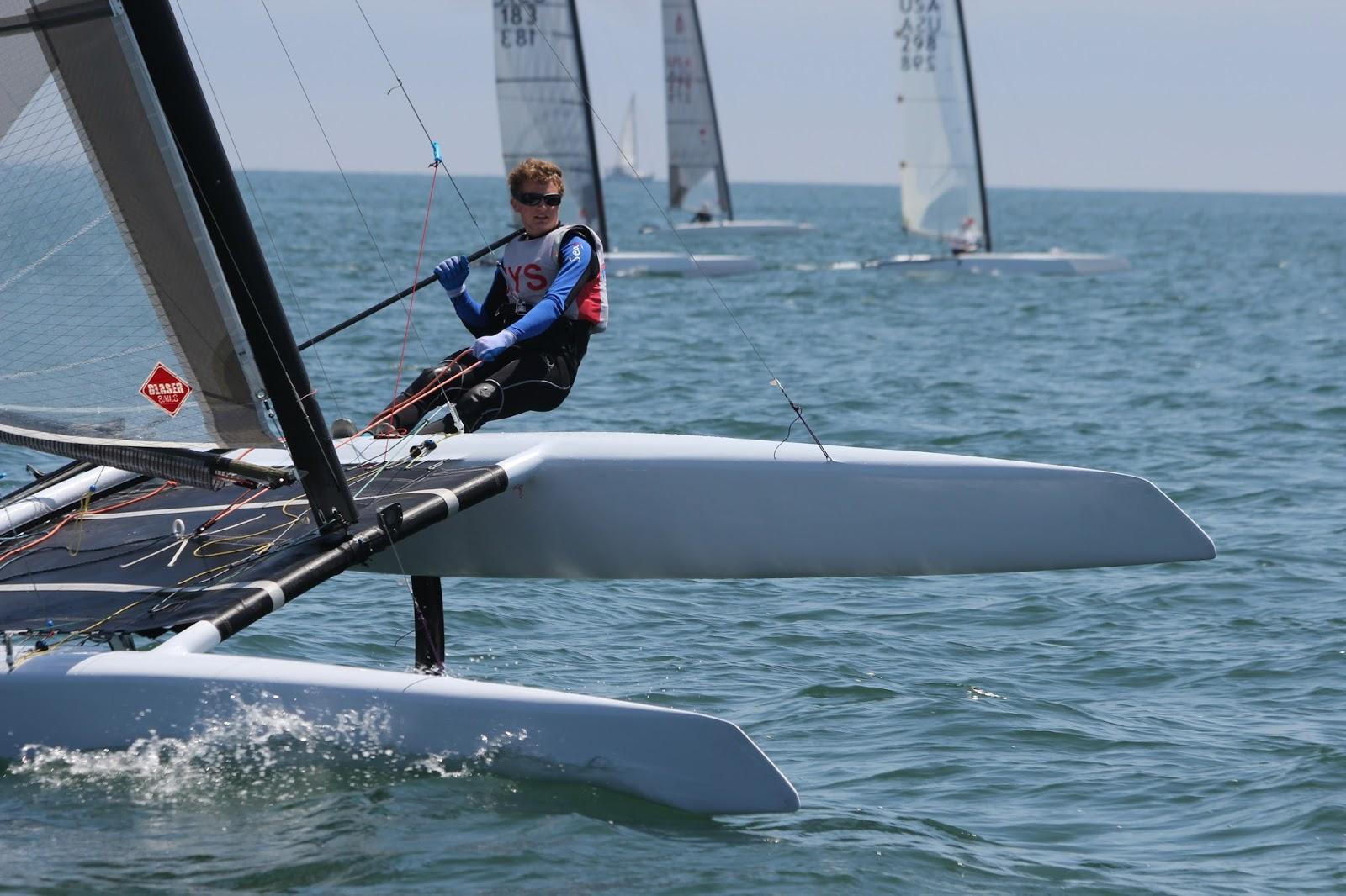 Northcoast sailing singles