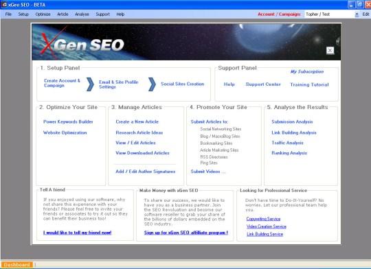 XGen SEO 1.0.71.0 The Art Of SEO