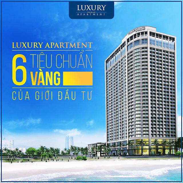 Cơ hội đầu tư tại Luxury Apartment Đà Nẵng
