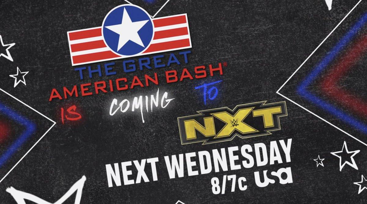 Grandes combates são anunciados para edição especial do NXT