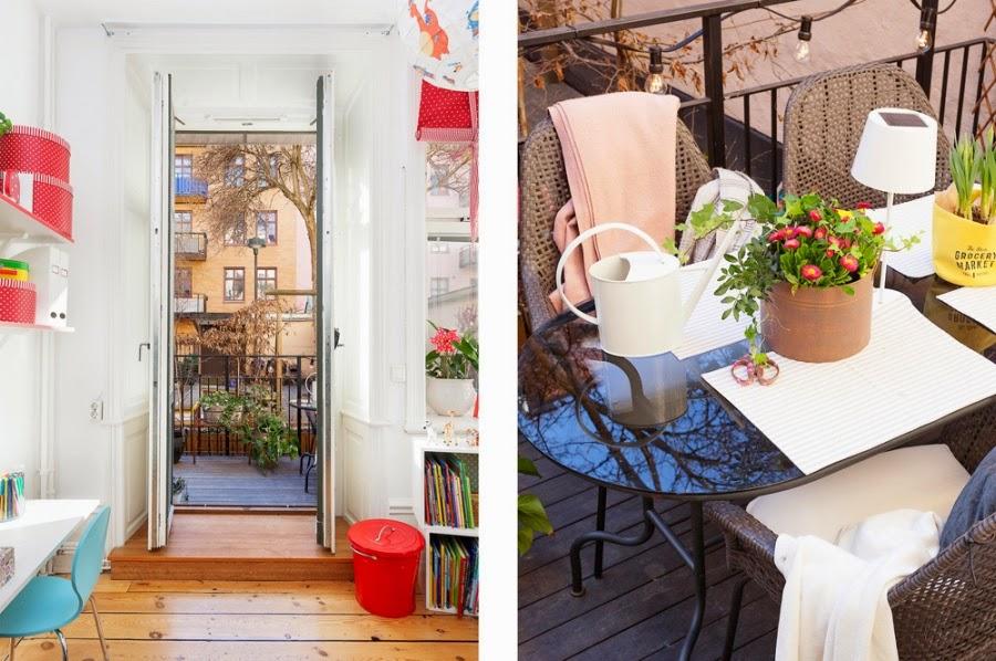 Cudowne, białe mieszkanko z pastelowymi i szarymi dodatkami, wystrój wnętrz, wnętrza, urządzanie domu, dekoracje wnętrz, aranżacja wnętrz, inspiracje wnętrz,interior design , dom i wnętrze, aranżacja mieszkania, modne wnętrza, białe wnętrza, styl skandynawski, scandinavian style, pokój dziecięcy, balkon
