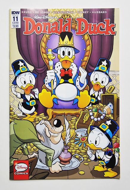 Donald Duck #378 (IDW's #11)