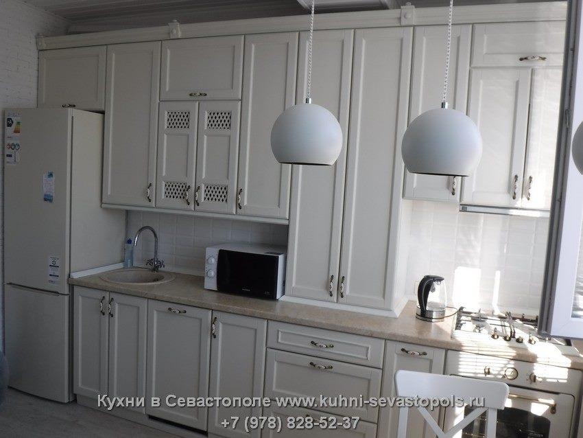Недорогие кухни из массива от производителя Севастополь