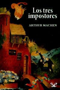 Portada del libro los tres impostores para descargar en pdf gratis
