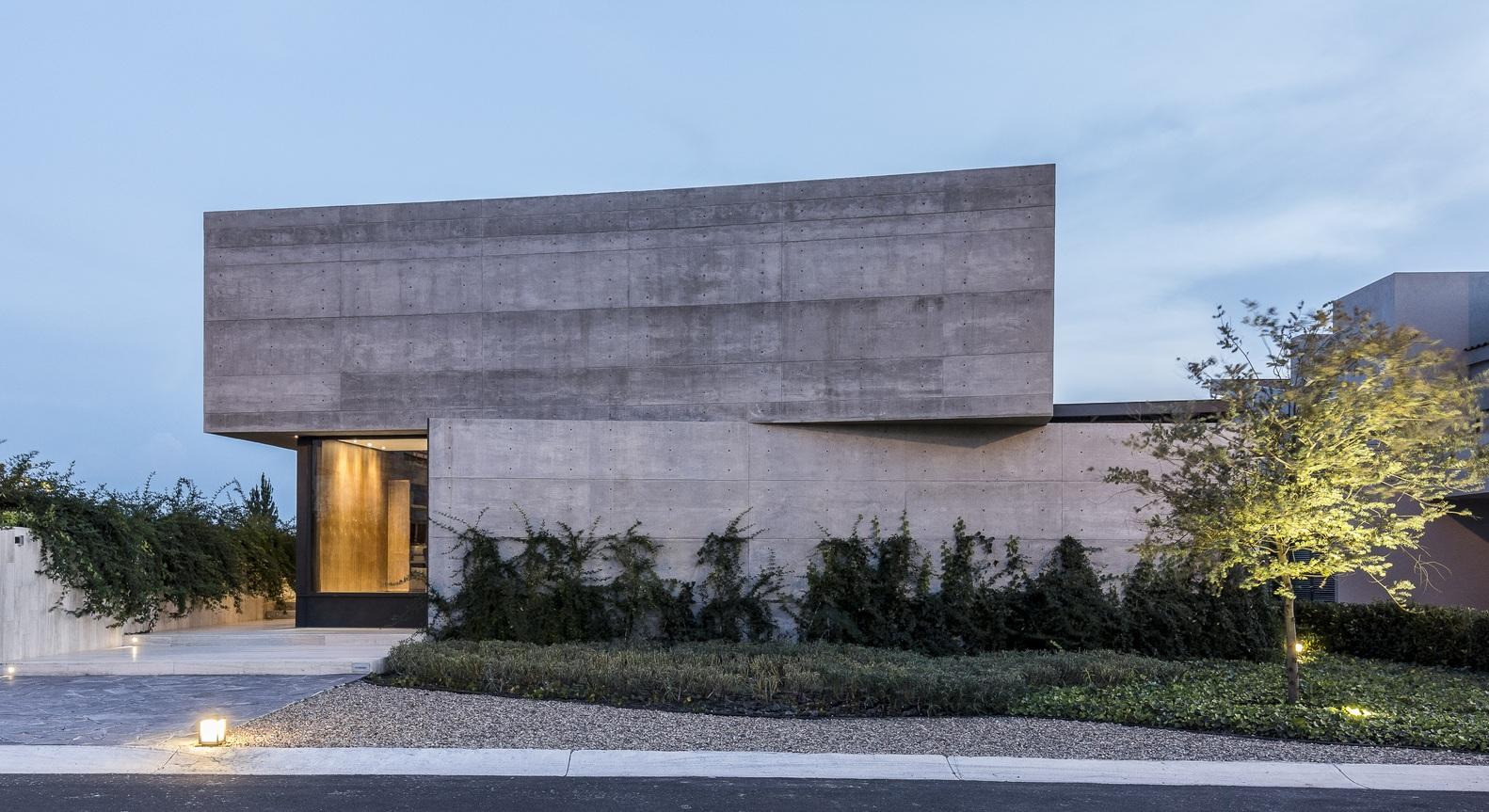 Architettura introversa in Messico
