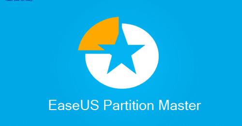 تحميل برنامج تقسيم الهارد EaseUS Partition Master