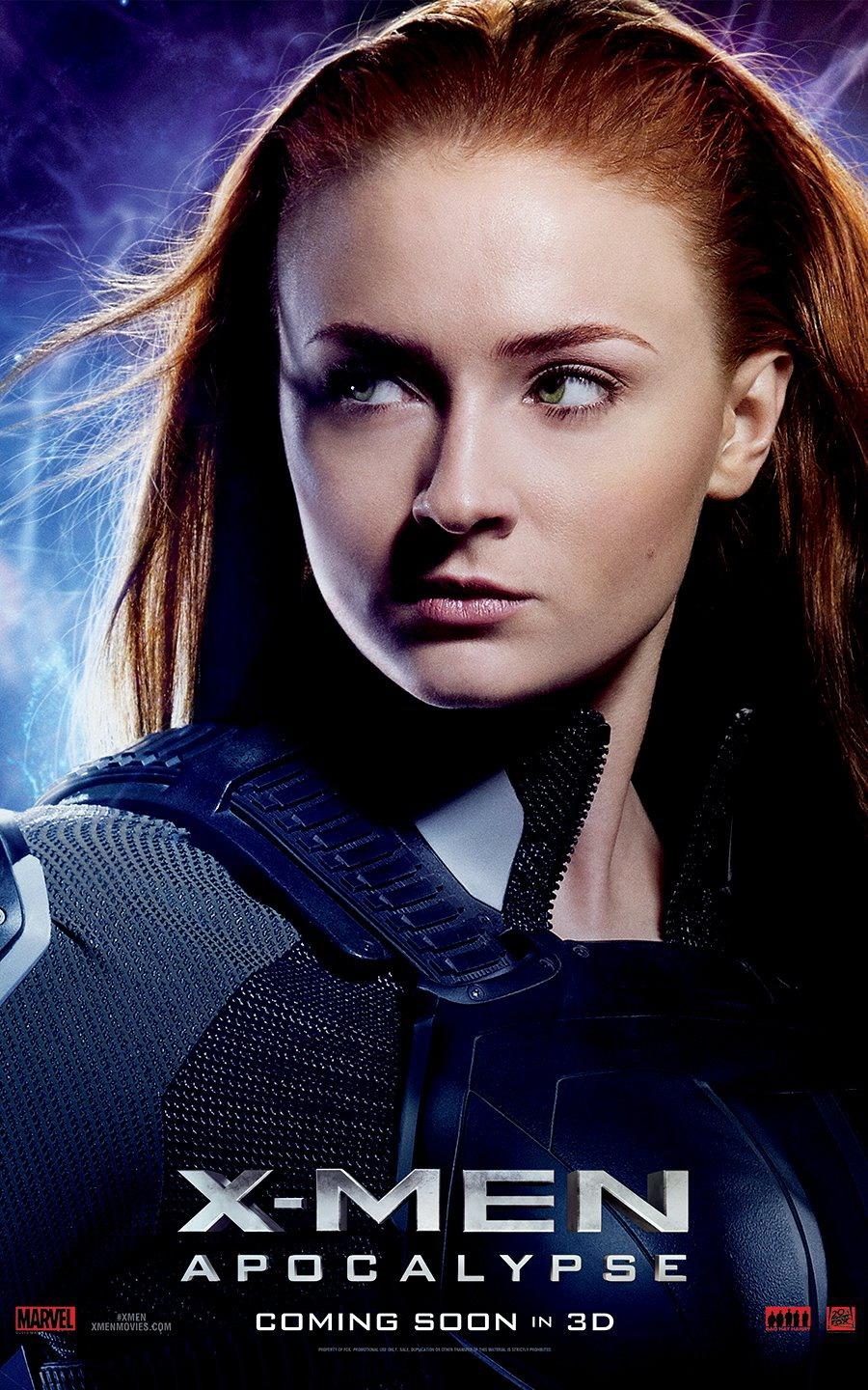 10 New X-MEN: APOCALYPSE Character Posters | The ...