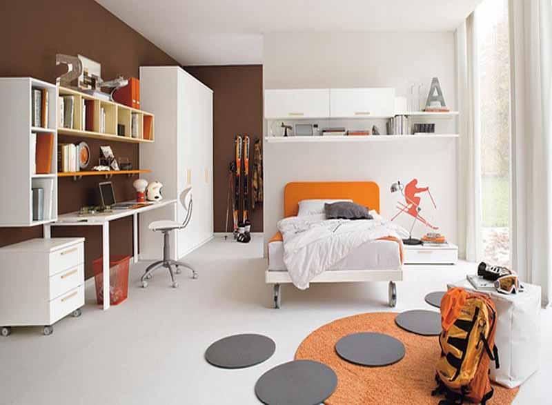 35 contoh desain kamar minimalis ala korea nyaman dan