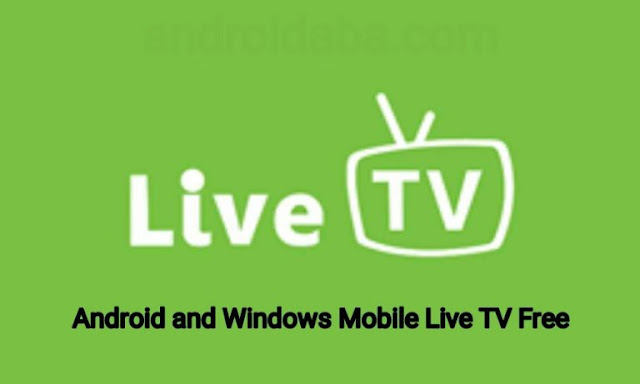 LiveTV v1.5 - Apk Full - Canais de TV de todo o mundo no seu Android e Windows Mobile