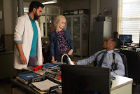 Rahul Kohli, Rose McIver and Malcolm Goodwin in iZombie Season 3 (11)