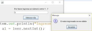 Errores en Java