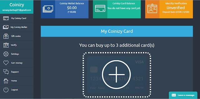 Kartu Virtual Debit Visa