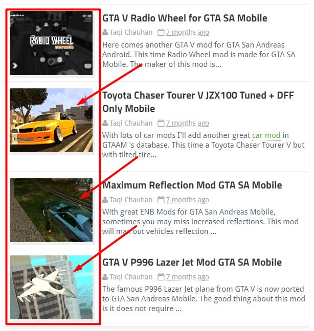تنزيل مودات GTA للاندرويد وكيفية تركيبها على اللعبة