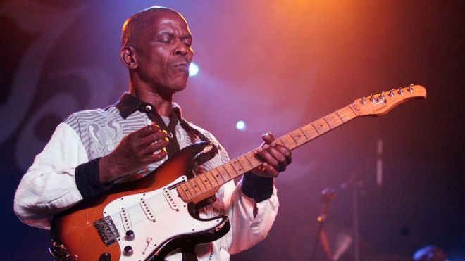 Ray Phiri: South Africa's Graceland star dies