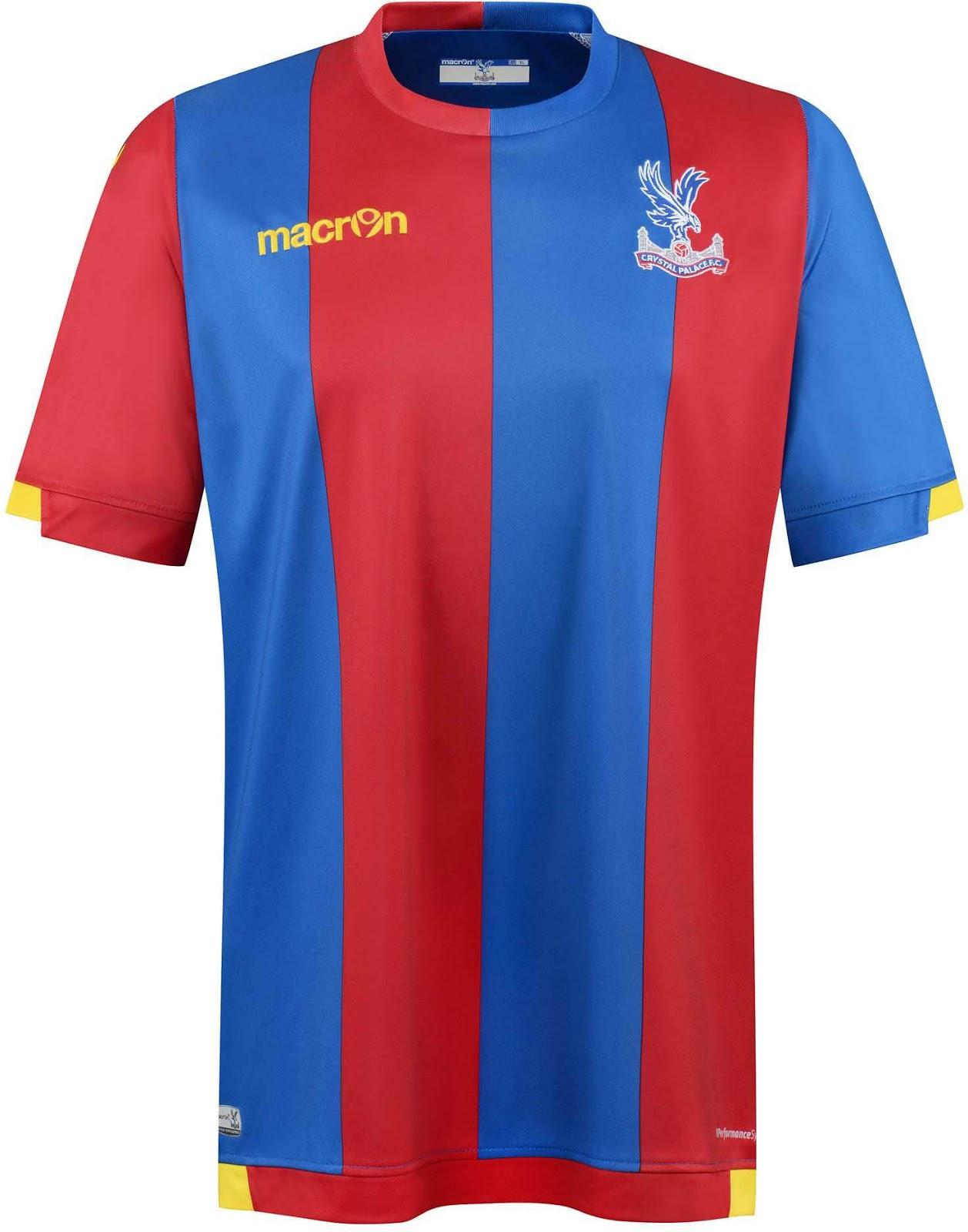 Crystal Palace Trikot