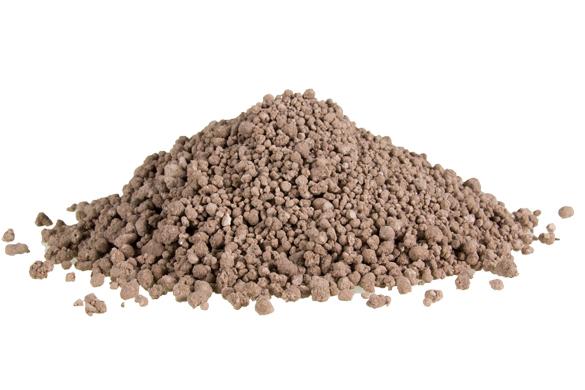Shrub planting granular lime soil pH
