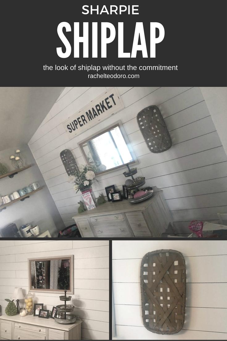 how to get sharpie off walls