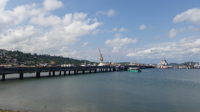 Port Blair Jetty