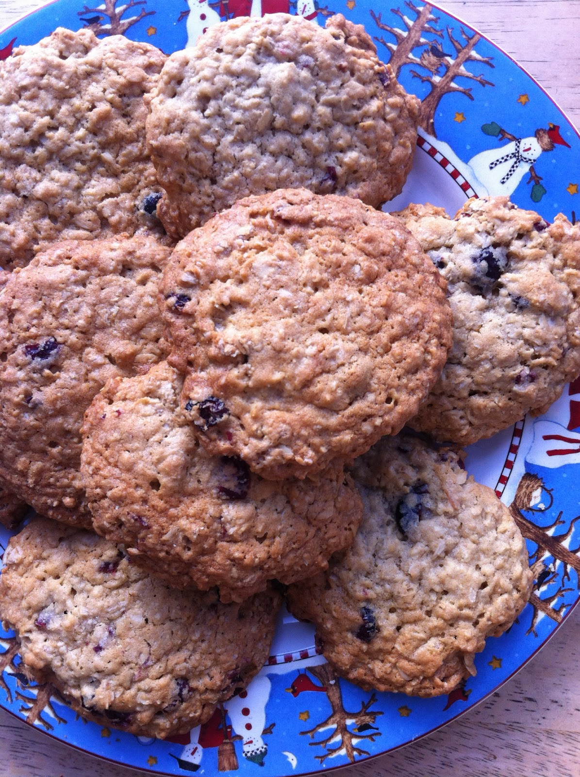 Oatmeal Cranberry Cookies Food Network