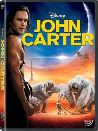 John Carter of Mars DVDR Full Español Latino NTSC Descargar 2012