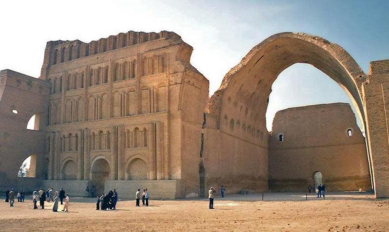 Taq Kasra, el arco de Ctesifonte | Irak