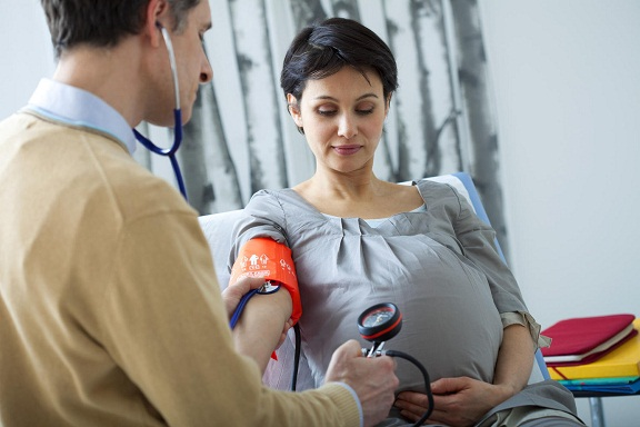 tekanan darah tinggi semasa mengandung