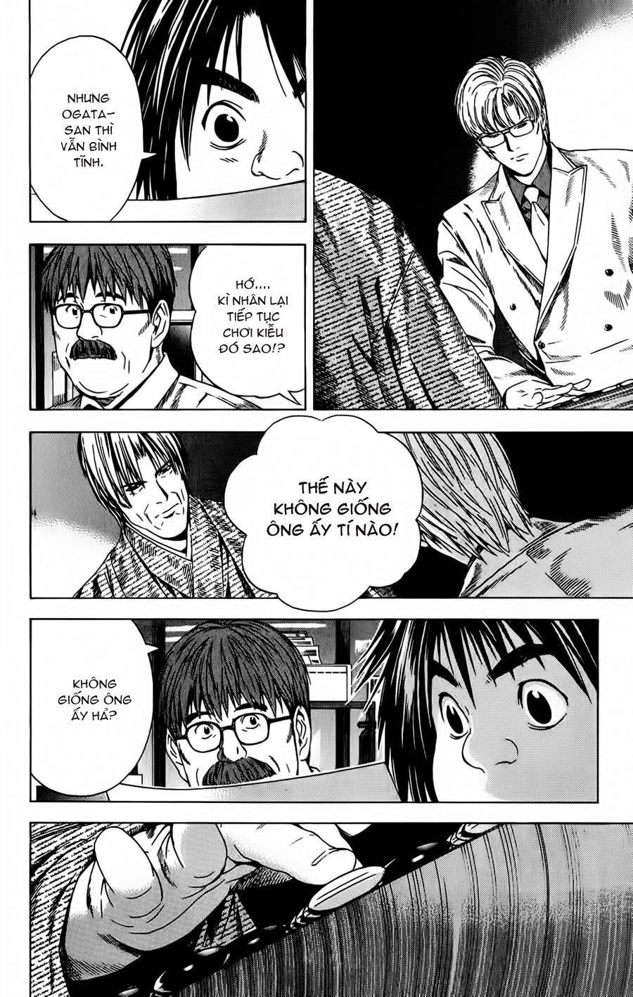 Hikaru No Go hikaru no go chap 119 trang 8