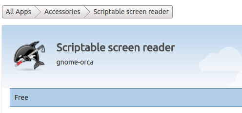 Cara Install SCREEN READER Orca di Ubuntu LINUX Mint | ANONYMOUS