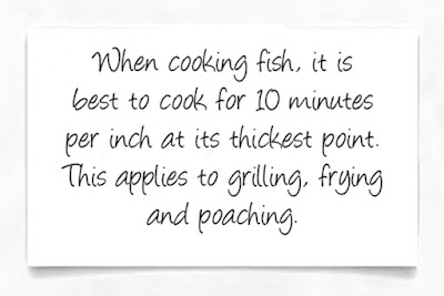 how long to cook fish