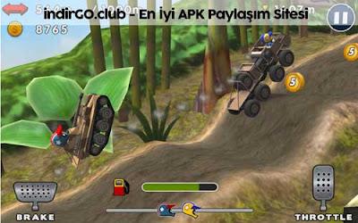 mini racing adventures hile apk