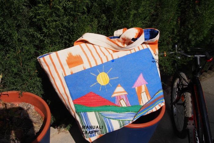 Bolsa piscina manualicraft costura creativa for Bolsa piscina
