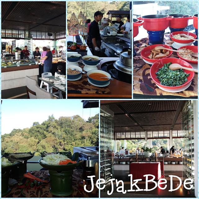 Restoran Hotel Padma Bandung