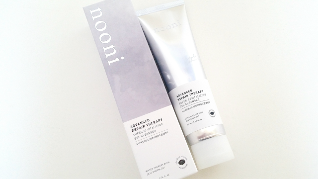 Nooni Advanced Repair Therapy Super Revitalizing Gel Cleanser