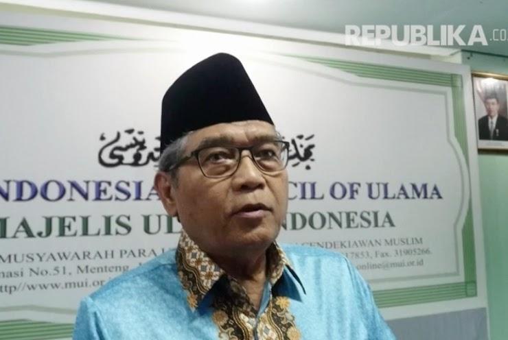 Ketua Fatwa MUI: Umat Muslim Haram Gunakan Atribut Non-Islam