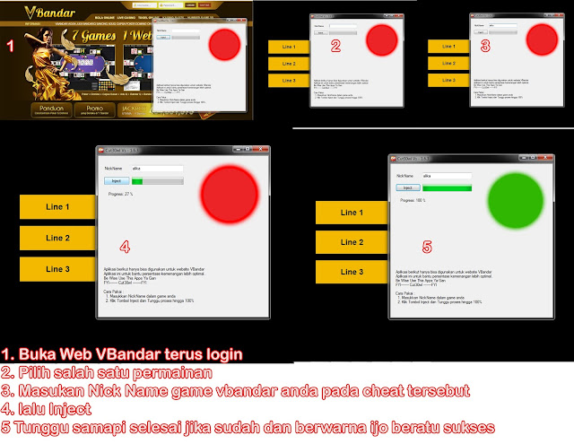 Cheat Judi Online Bandar Sakong VBandar