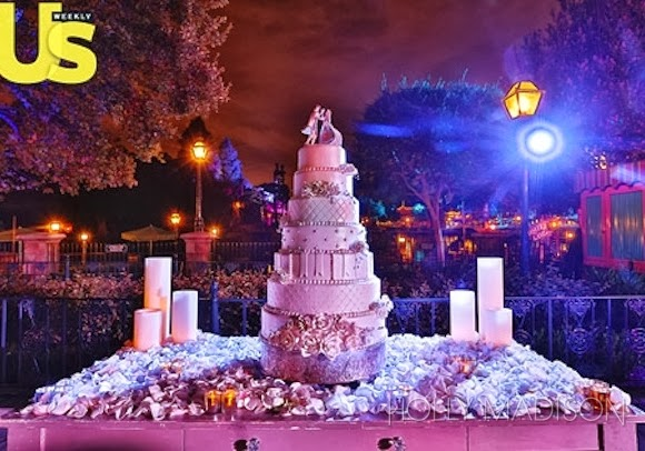 Budget Fairy Tale: Holly Madison's Blue Bayou, New Orleans Square Disneyland Wedding