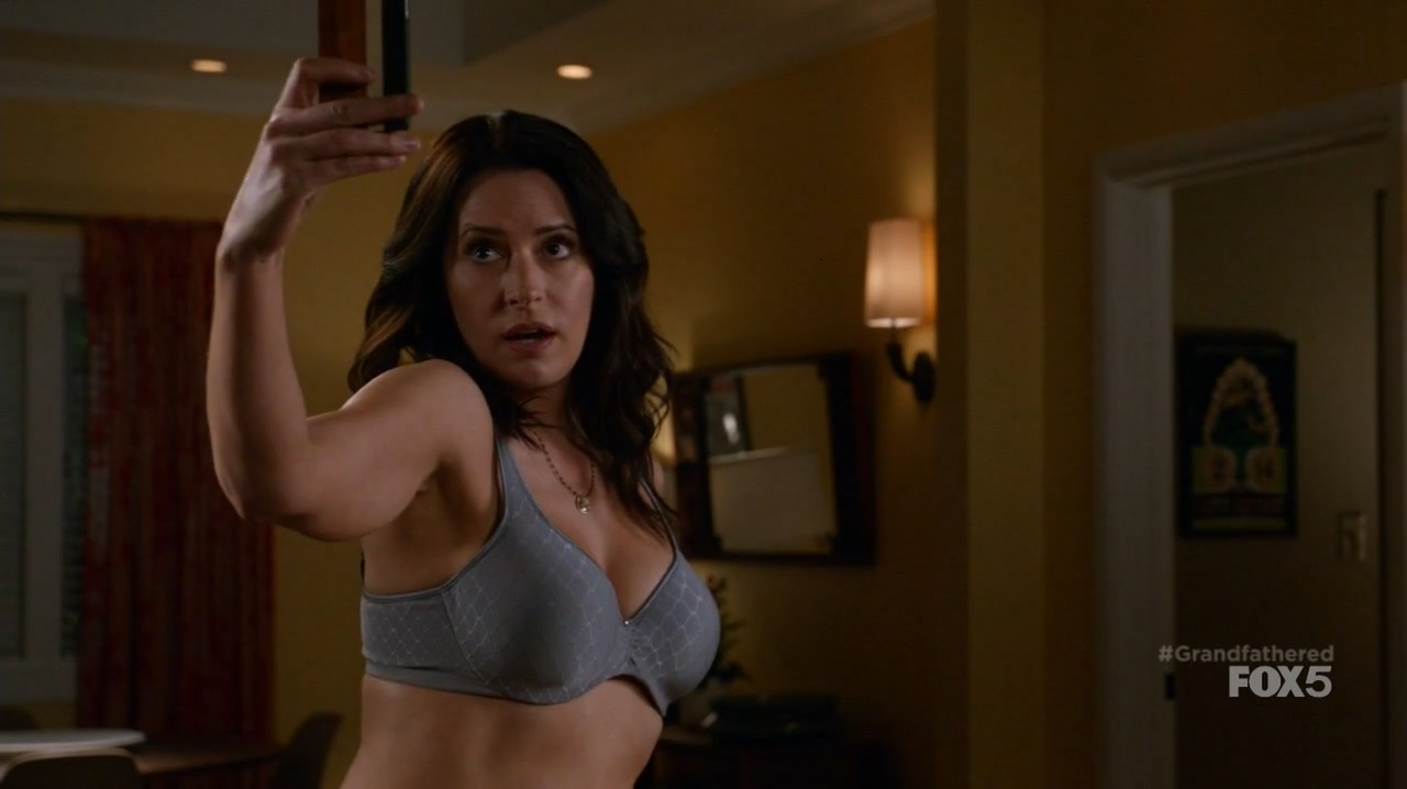 Paget brewster busty