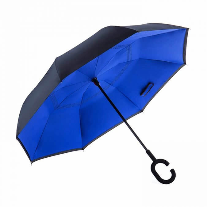 20 Smart Gadgets on Amazon That Make Life More Comfortable - NewSight ReverseInverted Double-Layer Waterproof Umbrella