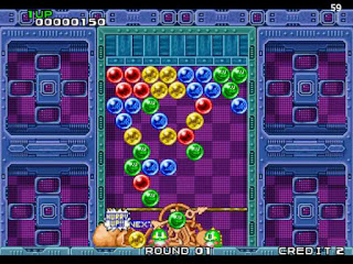 Puzzle Bobble Game Download Highly Compressed
