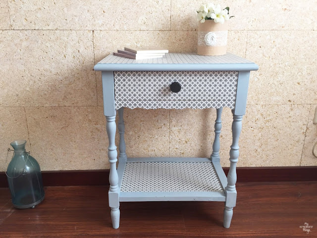 http://sweethings.net/transform-furniture-with-decoupage/