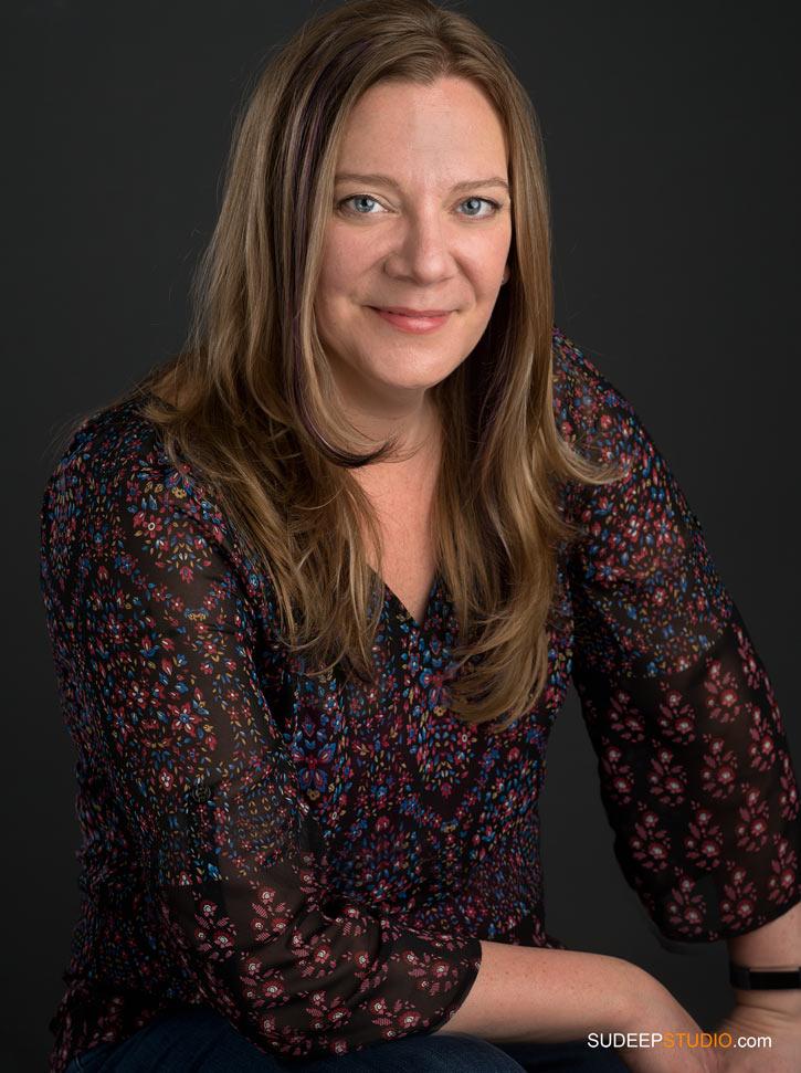 Professional Portrait for University of Michigan Professor - SudeepStudio.com Ann Arbor Portrait Photographer