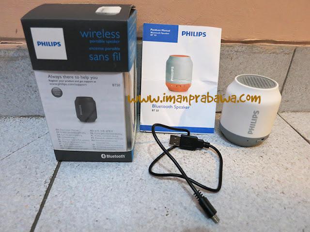 Kabel Untuk Mengecas Speaker