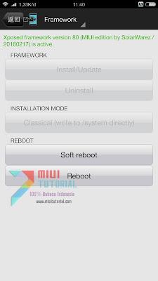 Sedang Mencari Tutorial Cara Pasang Xposed di Smartphone Xiaomi Miui? Libas: Apapun Tipenya 100% Berhasil