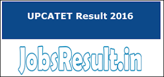 UPCATET Result 2016