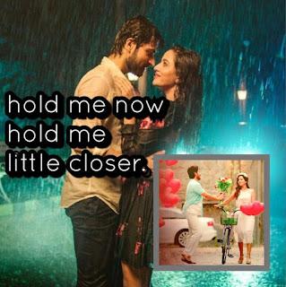 pyaar prema kaadhal hold me now lyrics