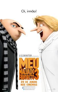 Baixar Filme Meu Malvado Favorito 3 Dublado 2017