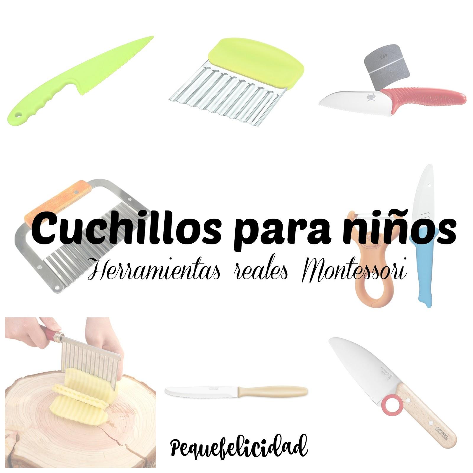 pequefelicidad cuchillos para ni os