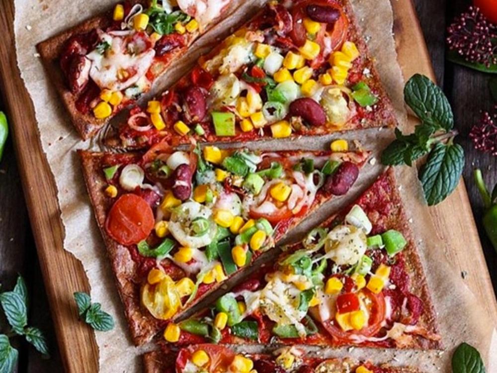 Lizza: Dieser Pizza-Teig hat praktisch keine Kohlenhydrate