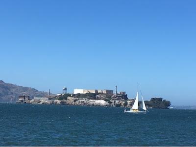 Roadtrip USA - on the road again - California - San Francisco Alcatraz